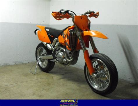 Ktm 525 Exc Weight 2004 Ktm 525 Smr Pics Specs And Information