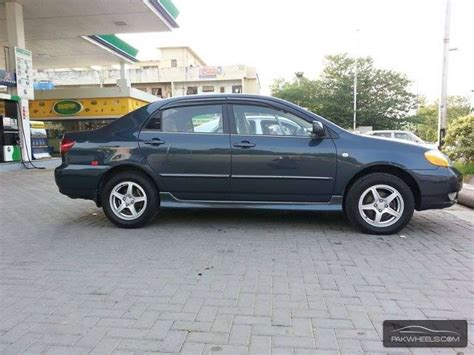 toyota corolla for sale automatic used toyota corolla altis 1 8 automatic 2007 car for sale