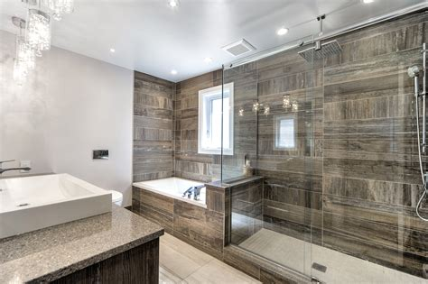 carrelage sol salle de bain noir brillant