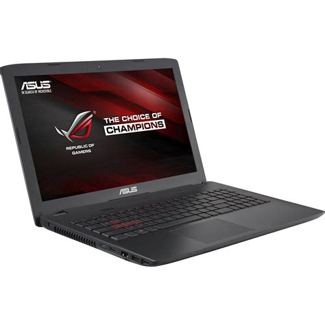 Asus Notebook Rog Gl552vw Dh71 asus 15 6 quot republic of gamers gl552vw gaming gl552vw dh71