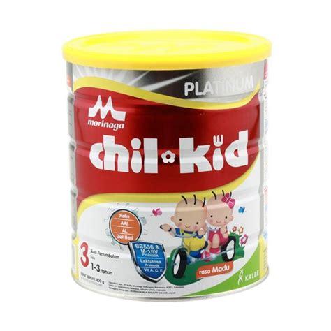 Chil Kid Platinum jual chil kid 3 platinum madu 800 gr harga kualitas terjamin blibli