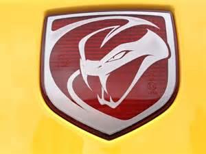 Dodge Viper Logo 2013 Srt Viper Aero Styker Logo Photo 19