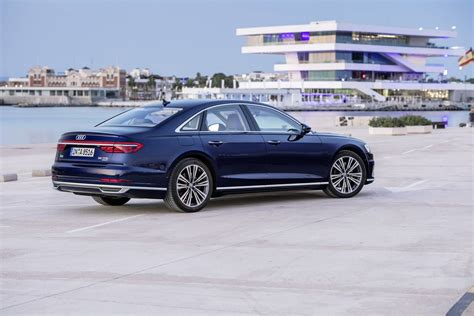 the new audi a8 2018 2018 audi a8 review gtspirit