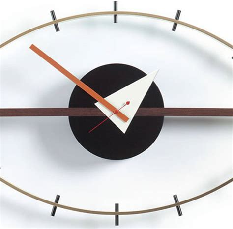 Vitra Eye Clock by George Nelson Eye Clock By Vitra Home Reviews