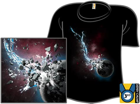 T Shirt 1d Baam Best Quality discovery of water on the moon