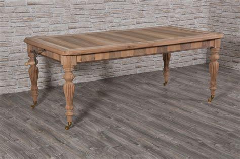 tavolo inglese tavolo stile inglese rettangolare allungabile con