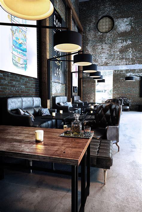 loft design e cafe loft cafe design on behance