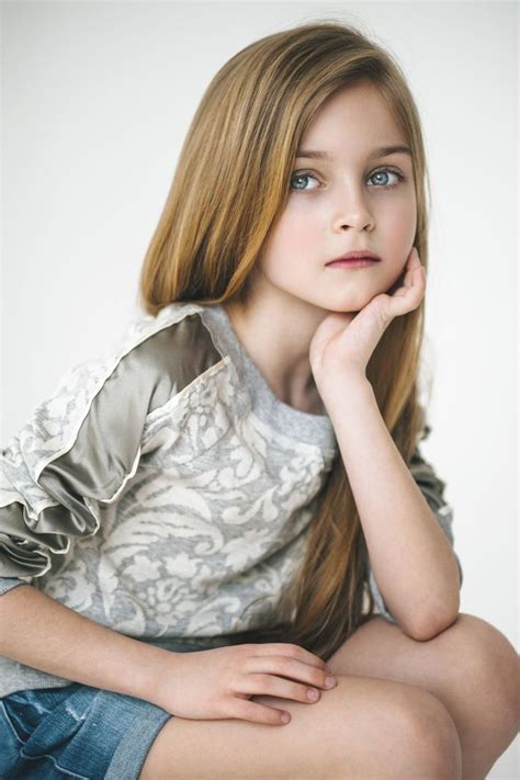 russian child fashion models evelina voznesenskaya tumblr google search صغنن