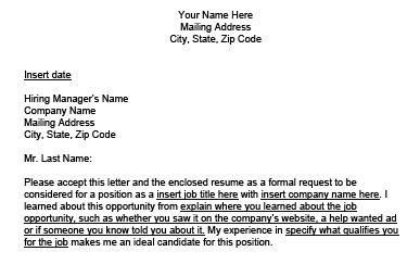 how to put together a cover letter how to write a great cover letter lovetoknow