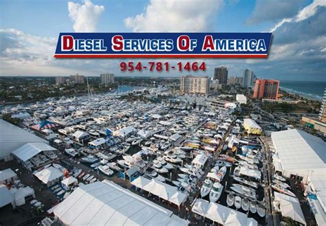 florida boat shows florida boat show dates diesel services of america