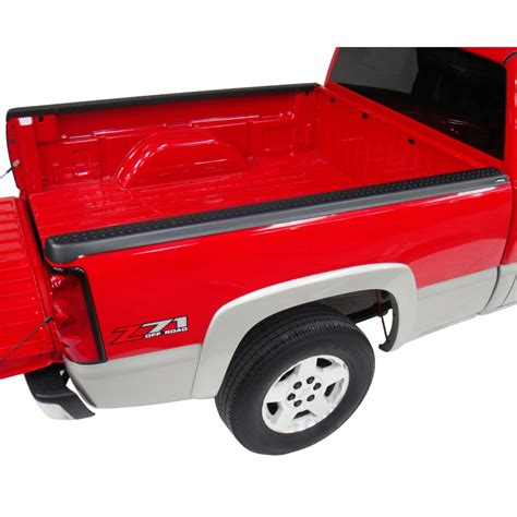 bed cap 29509 bushwacker ultimate bed rail caps ford ranger 6