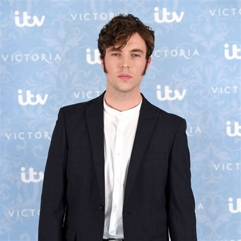 tom hughes news tom hughes talks about playing prince albert in victoria