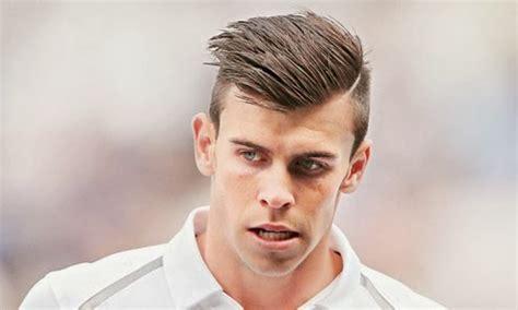 Model Rambut Gareth Bale by Gaya Rambut Pemain Sepak Bola Terkeren 2015