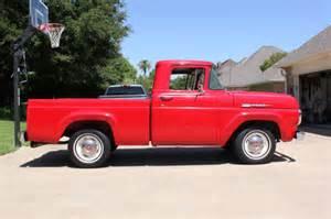 1960 ford f 100 f100 truck texas truck no rust