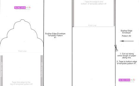 free printable greeting card envelope template anthropologie inspired sewn paper envelopes in my own style
