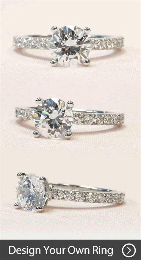 create   unique engagement ring  working