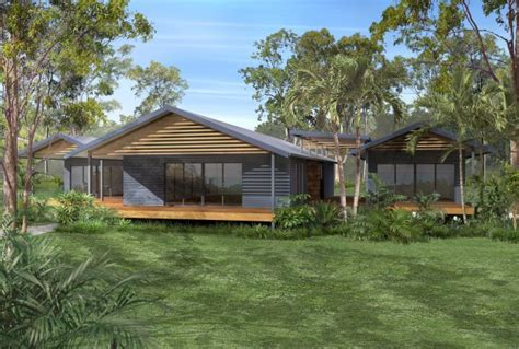 design kit home australia plan no 353kr sloping land home design 4 bedroom 3