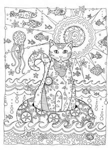 creative coloring creative cats coloring page dover coloring pages for
