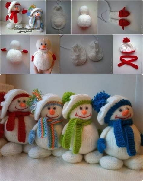 sock snowman directions how to diy knitted winter hat snowman tutorial