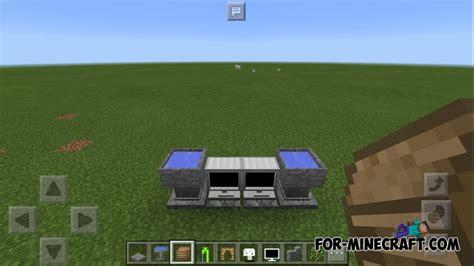 Minecraft Pe Furniture Mod by Danxupe Furniture Mod Minecraft Pe 1 2