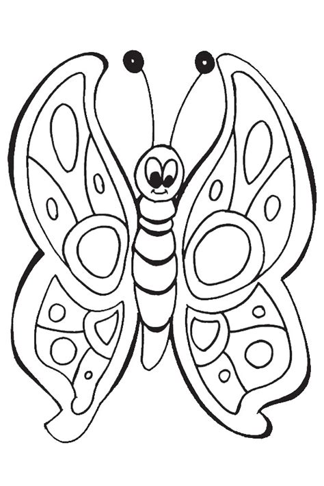 butterfly coloring pages list of beautiful caterpillar and butterfly coloring pages
