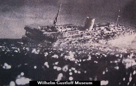 Wilhelm Gustloff Sinking the mv wilhelm gustloff sank after being torpedoed by the
