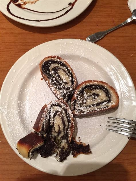 poppy and mozart poppy seed strudel is great yelp
