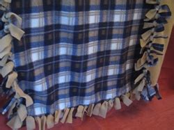 Blankets For Chemo Patients by Fleece Knot Blanket The Pered Patient Gifts For