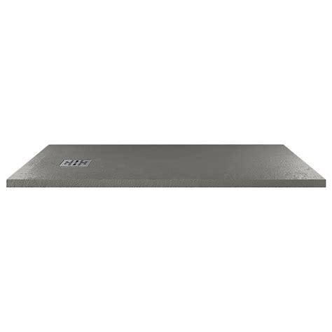 piatti doccia 70x120 piatto doccia slim 70x120 effetto pietra ultraflat grigio