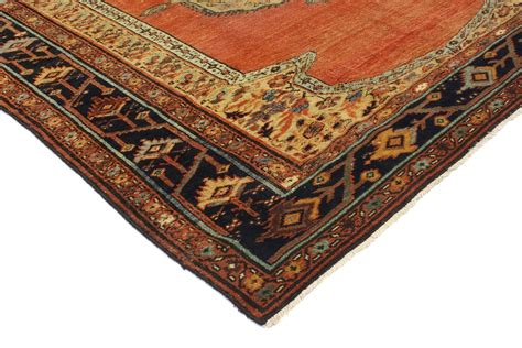 industrial rugs and mats antique bakshaish rug with modern industrial style for sale at 1stdibs