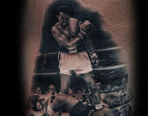 muhammad ali tattoo 50 muhammad ali designs for boxing chion