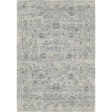 Silver Gray Area Rugs by Dynamic Rugs Ancient Garden Silver Gray Area Rug Reviews