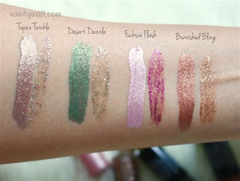 revlon photoready eye review swatches eotd