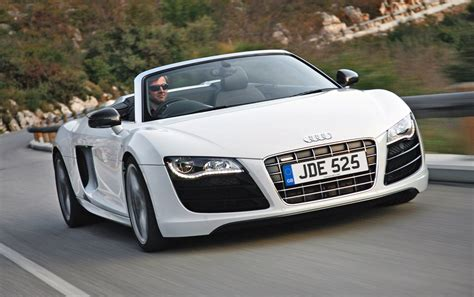Audi R8 Mpg by Audi R8 Spyder 2010 2014 Running Costs Parkers