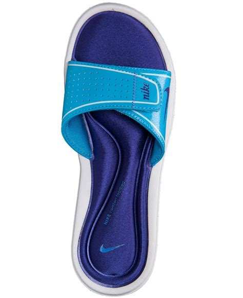 finish line sandals nike s comfort slide sandals from finish line in