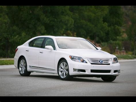 lexus car 2010 2010 lexus ls 600h l hybrid wallpapers by cars wallpapers net
