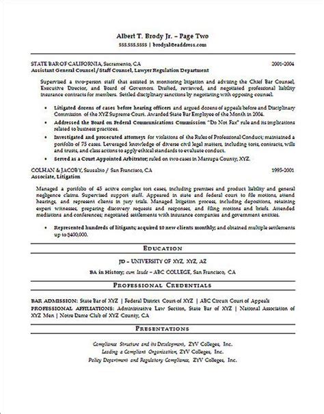 Compliance Resume by Compliance Officer Resume Exle