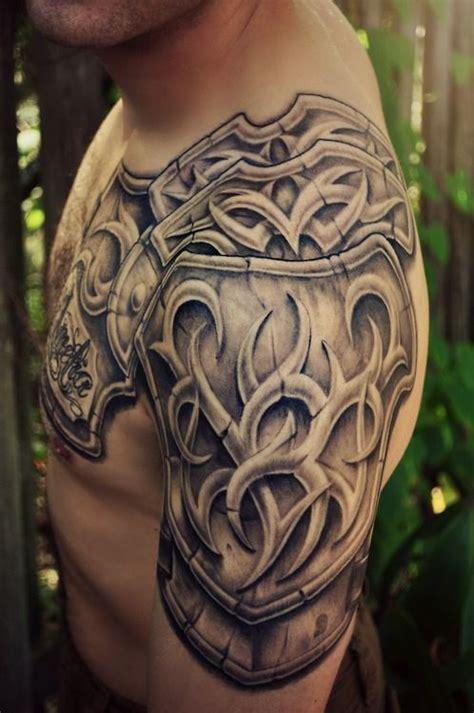 tato bahu keren cara desain 30 tattoo bahu keren untuk inspirasi