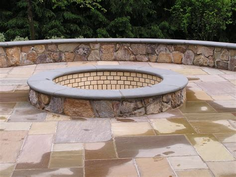 firepit construction firepit construction building a pit construction and