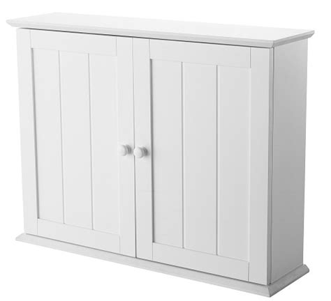 showerdrape denver white wood wall cabinet ebay