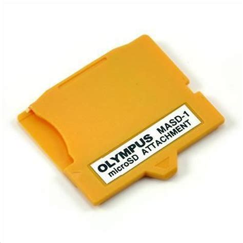 Microsd To Xd Picture Card Adapter For Olympus