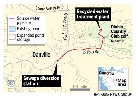 san jose sewer map country club golf course plans sewer plant as newer fix