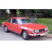 Triumph Stag Mk1 1970 1973 &amp Mk2 1977