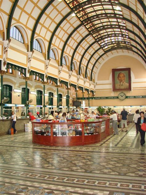 panoramio photo of post office central ho chi minh
