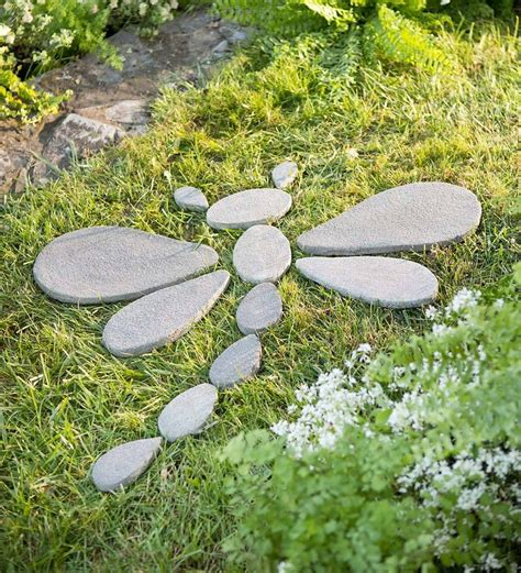 decorative garden stones wind weather decorative stones dragonfly garden accent