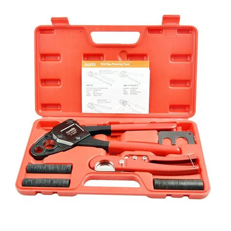 Plumbing Tool Kits Deals by Iws 1234c Combo Pex Crimping Tool Kit Most Popular Plumbing Tools Iwiss