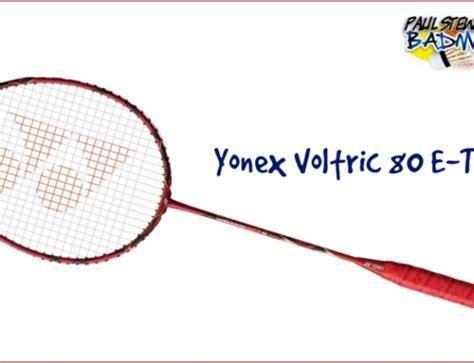 Raket Yonex Voltric 80 Etune yonex voltric z ii badminton racket review