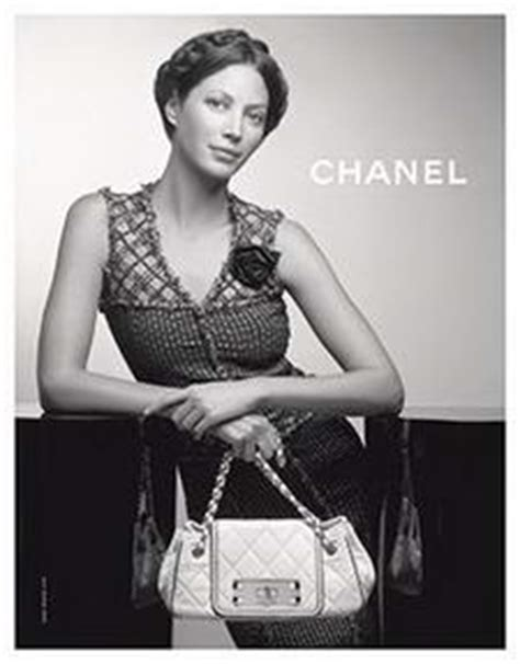 Turlington For Chanel 2008 turlington for chanel 2008 stylefrizz