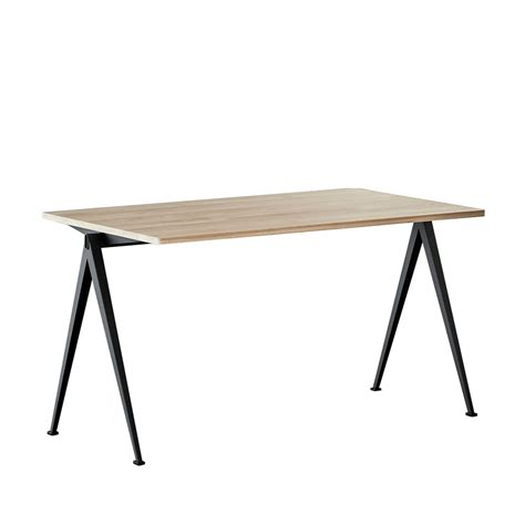 bench pyramid buy the pyramid desk by hay online