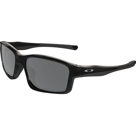 Sunglsses Oakley Chainink Black Lens Logo oakley chainlink polished black oo9247 01 shade station